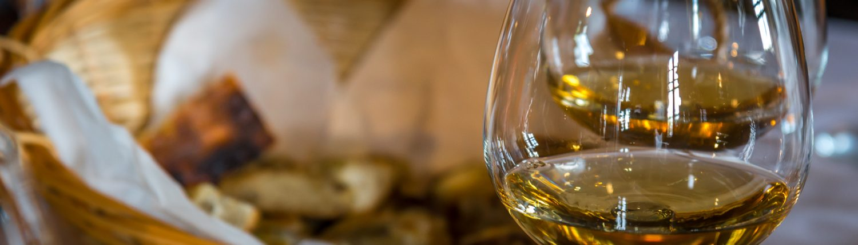 Weinverkostung in den Cinque Terre bei Walter de Battè