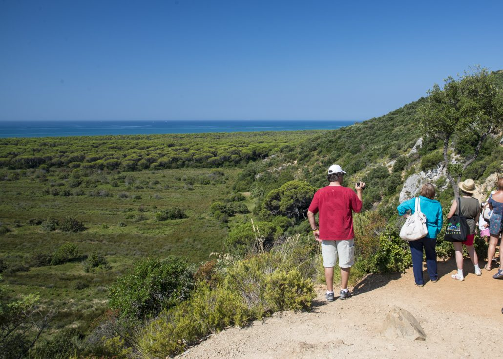 Wandern im Naturpark der Maremma, Toskana