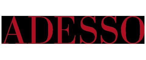 Adesso Logo, hier erschien ein Artikel zu den Wanderreisen in den Cinque Terre