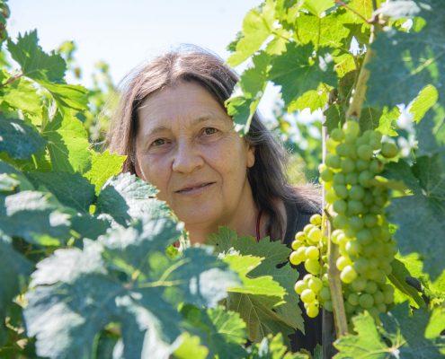 Corinna vom Weingut Il Cerchio bei Capalbio