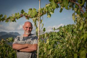 Andrea Marcesini, biologischer Weinanbau in der Lunigiana