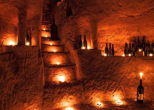Ein Infernot im Monferrato, Unesco-Weltkulturerbe
