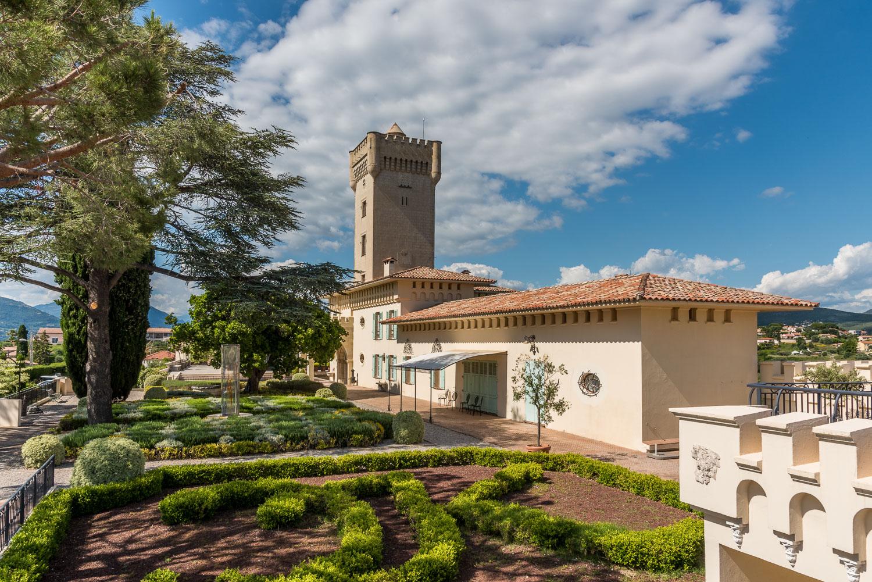 Chateau Cremat, Weingut bei Nizza an der Cote D'Azur