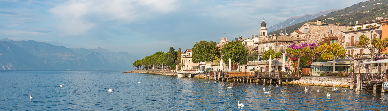 Wein und Wandern am Gardasee in Venetien, malerischer geht es nicht