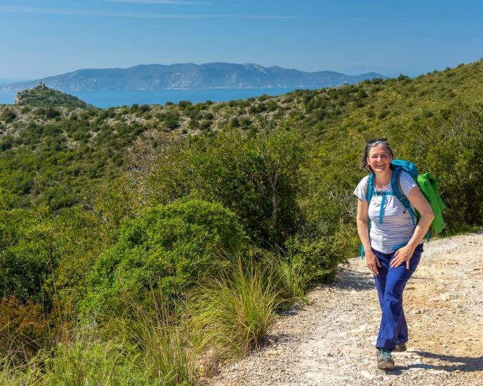 wandern am Monte Argentario