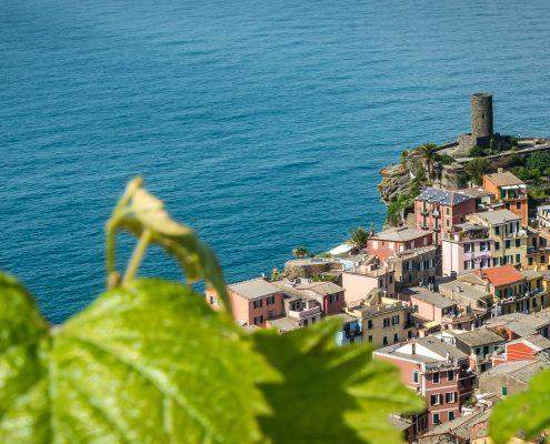 Vernazza, Cinque Terre, Wanderweg