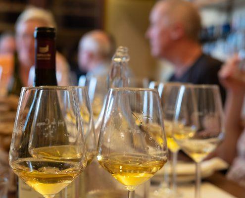 Weinverkostung mit Sommelier in den Cinque Terre
