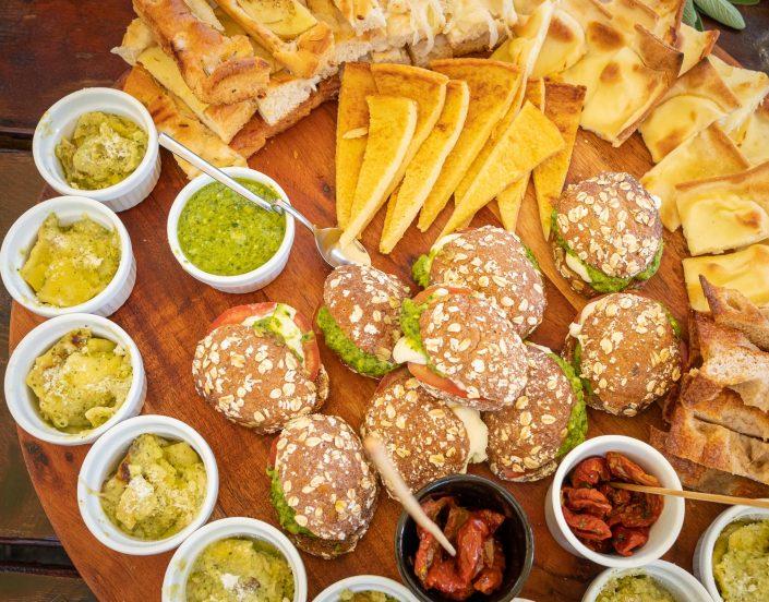 Corniglia, Picknick bei A Caneva