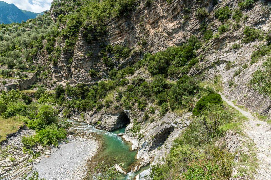 Der Roya Fluss