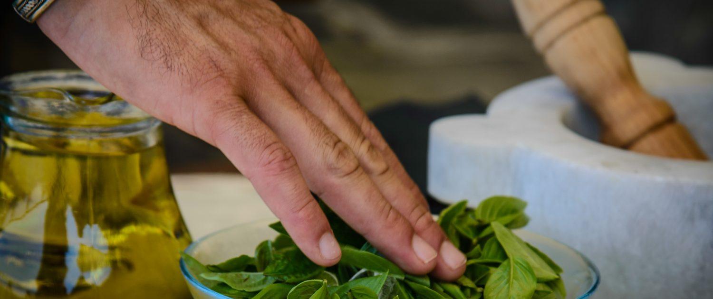 Erlebnisse und Aktivitäten: Pesto-Kurs in den Cinque Terre