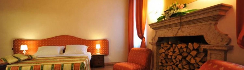Zimmer in der Villa Cariola