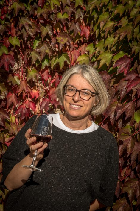 Venetien, Weinverkostung im biologischen Weingut Le Fraghe bei Bardolino