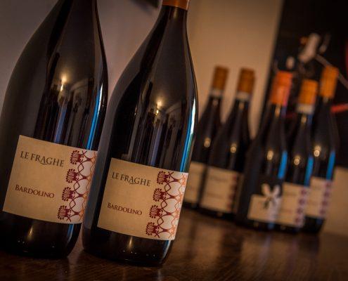 Venetien, Weinreise. Le Fraghe, biologisches Weingut bei Bardolino
