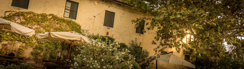 La Parrina bei Albinia, historisches Landgut in der Toskana