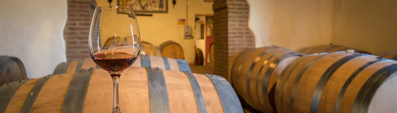 Weinkellerei Casato Prime Donne bei Montalcino