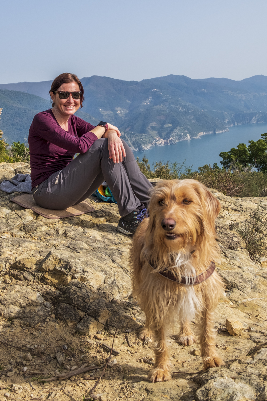 Heidi Pfeiffer Wanderführer Cinque Terre