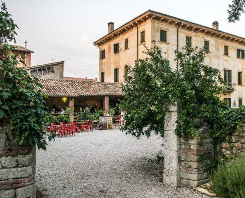 Veneto, Bardolino, das Familienweingut Villa Calicantus