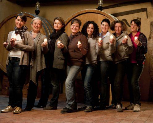 casato prime donne Montalcino - Wein von Frauen für Frauen