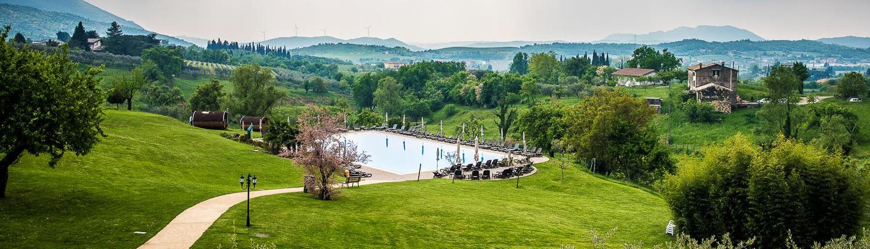 villa cariola im Veneto pool