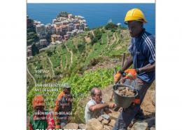 Merum mit einem Artikel zu den Reisen Wandern und Wein in Italien