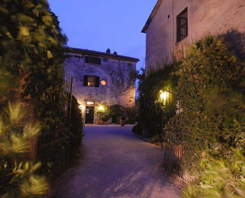 Landhaus La Parrina in der Maremma