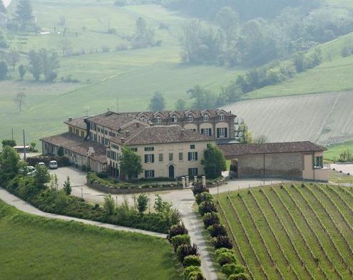 die Cascina Spinerola, Boutiquehotel im Monferrato bei Moncalvo