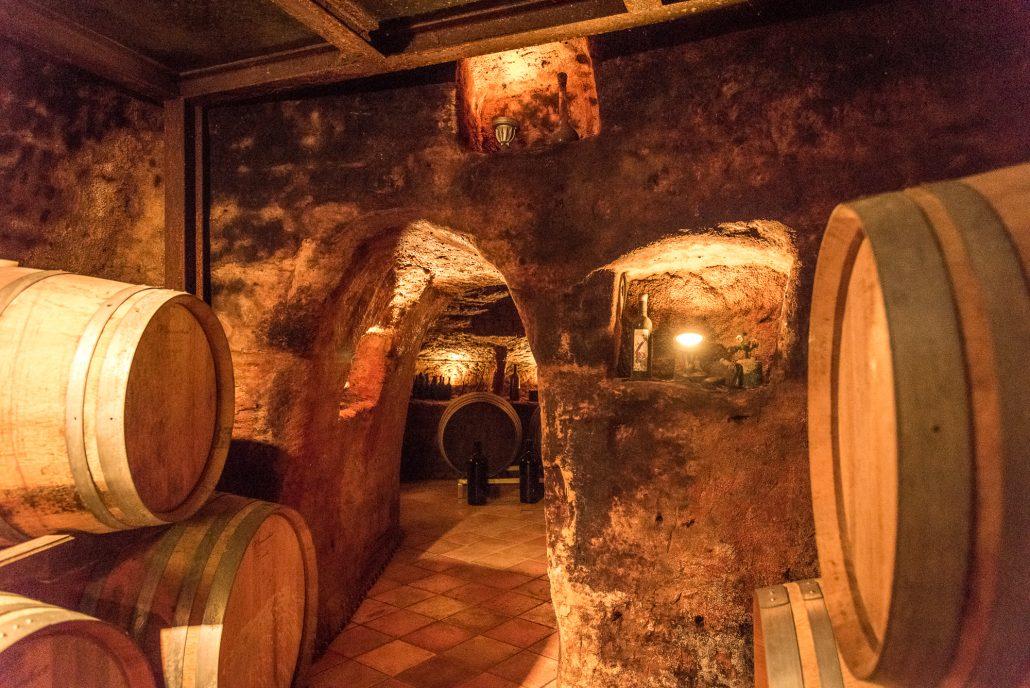 Die Kellerei Marsaglia im Roero