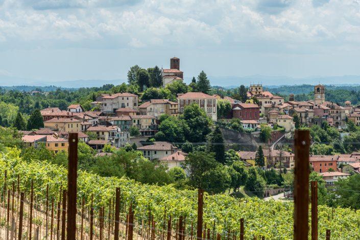 Castelnuovo Don Bosco im Monferrat, Piemont