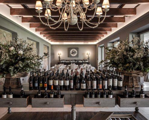 Cascina Spinerola bei Moncalvo Restaurant und Weine