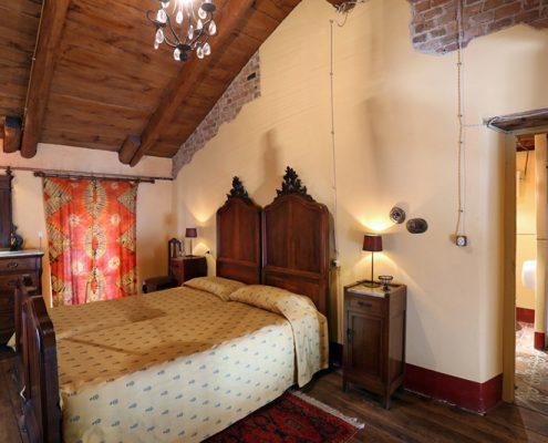 Agriturismo, Zimmer in der Casa Scaparone Alba