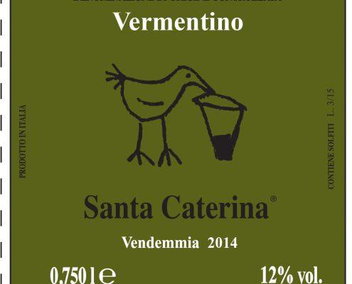 Colli di Luni Vermentino vom Weingut Santa Caterina