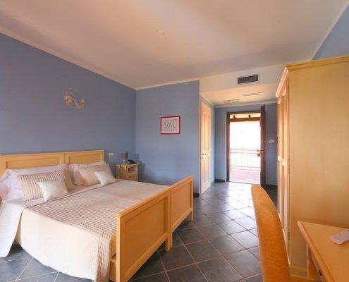 Zimmer im Hotel Ama La Luna bei Sarzana
