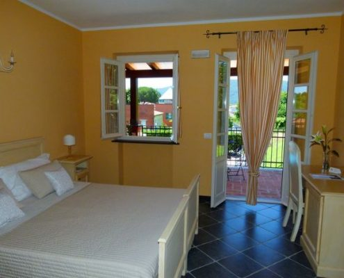 Hotel Ama la Luna in Sarzana in Ligurien