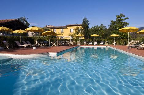 pool ama la luna Hotel in Sarzana