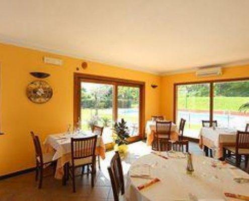 Restaurant Amadeus Sarzana im Hotel Ama la Luna