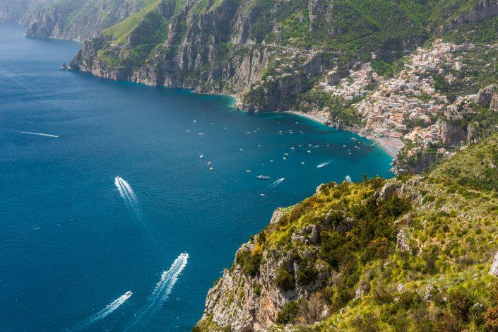 Amalfikueste, der Weg der Goetter