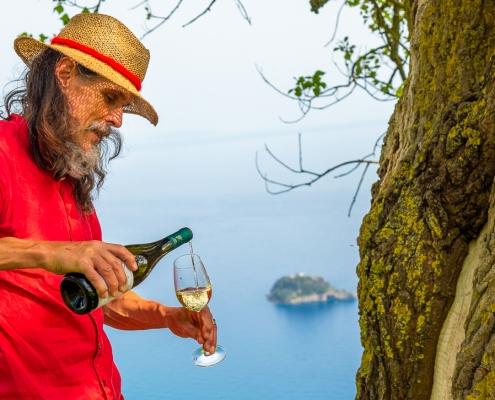 Wandern und Wein in Kampanien