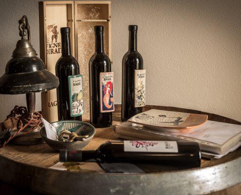 Weinreise nach Kampanien, Weinverkostung bei Vietri