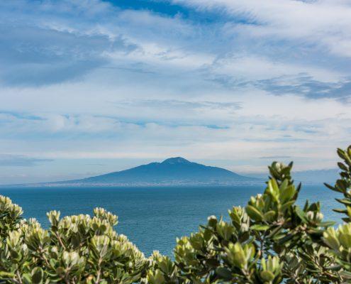der Vesuv mit einer vulkanologischen Wanderung