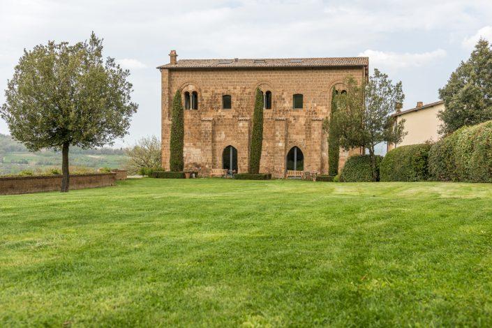 Das Weingut Palazzone bei Orvieto