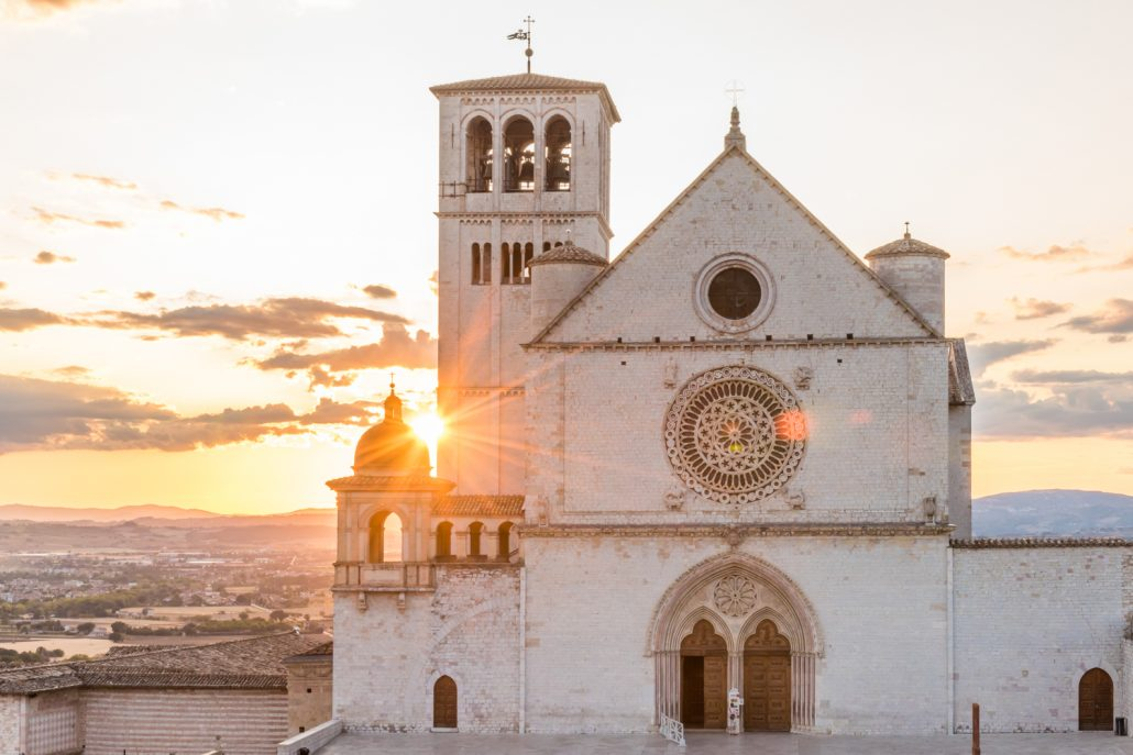 In Assisi