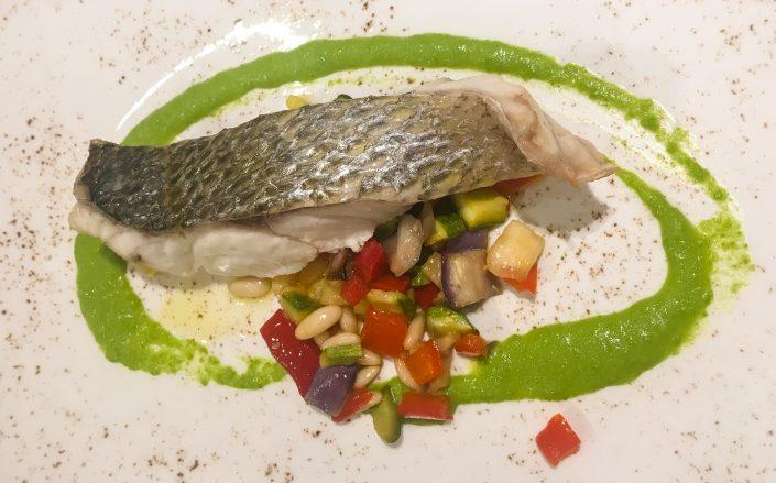 Feine Fischgerichte in den Cinque Terre
