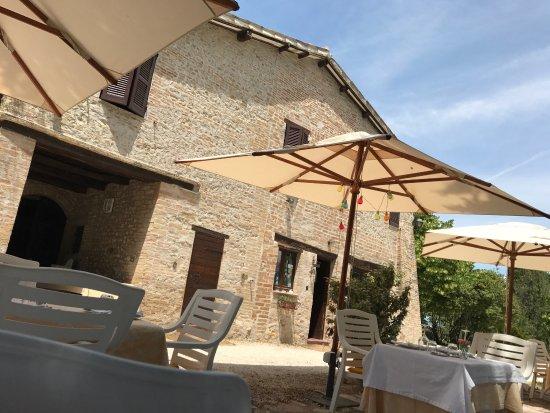 Das Restaurant Camiano Piccolo