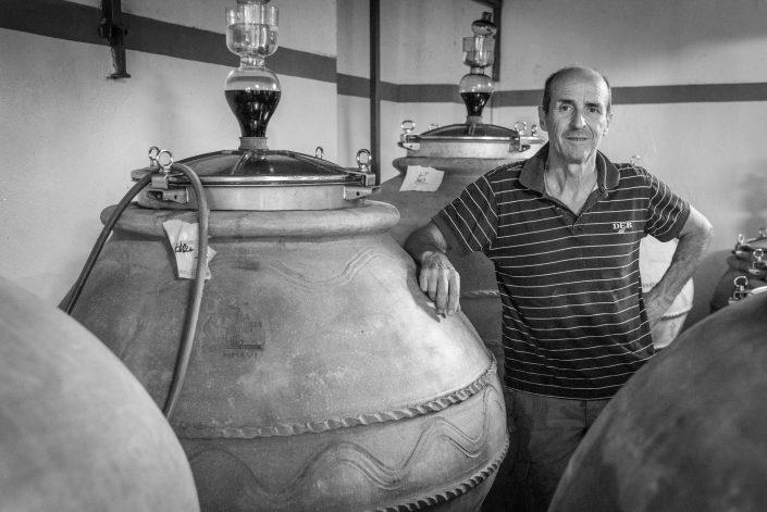 Weingut Arrighi bei Porto Azzurro