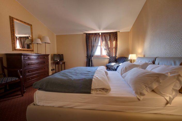 Zimmer im Hotel Ai Tardì