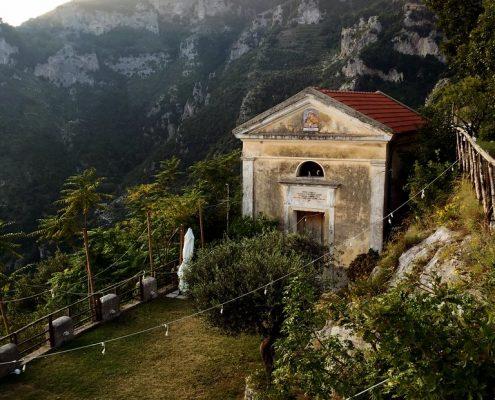 Landhaus Sant'Alfonso in Furore