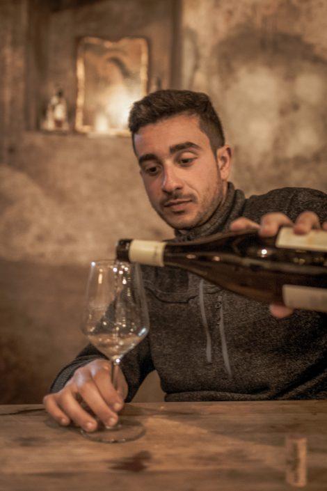 Wein am Ätna