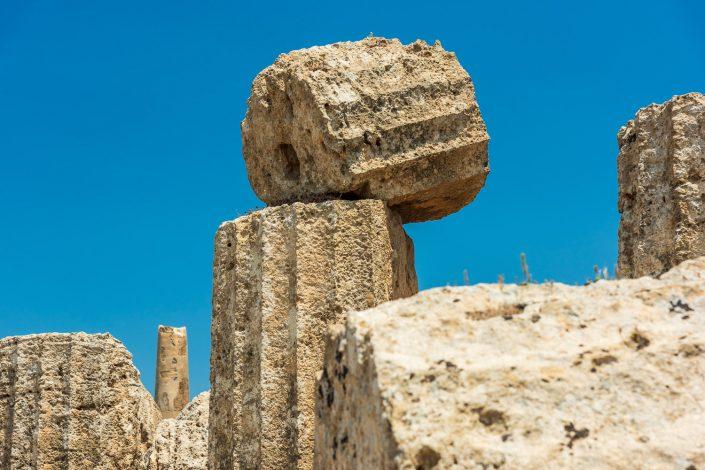 Griechische Ausgrabungen