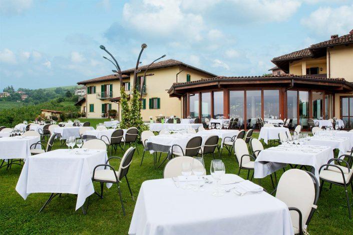 restaurant casa nicolini bei barbaresco im piemont