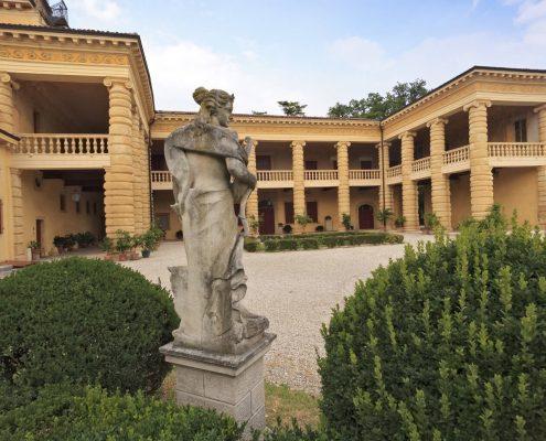 weingut santa sofia in der valpolicella mit villa